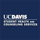 UC Davis Student Health and Counseling Services Logo