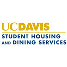 UC Davis Student Housing and Dining Services Logo