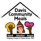 Davis Community Meals and Housing Logo